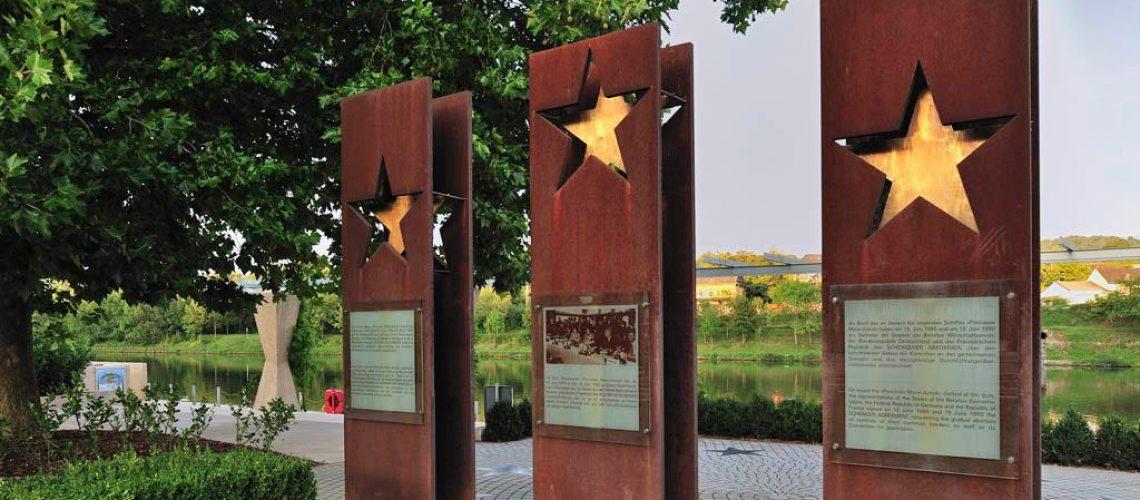 Guided tour: Schengen is alive