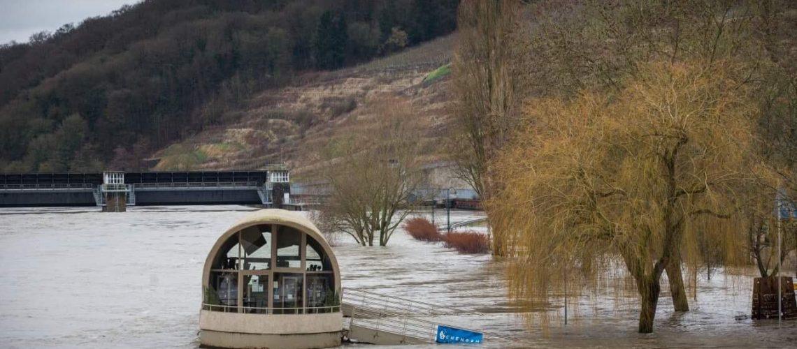 Überschwemmung 2018