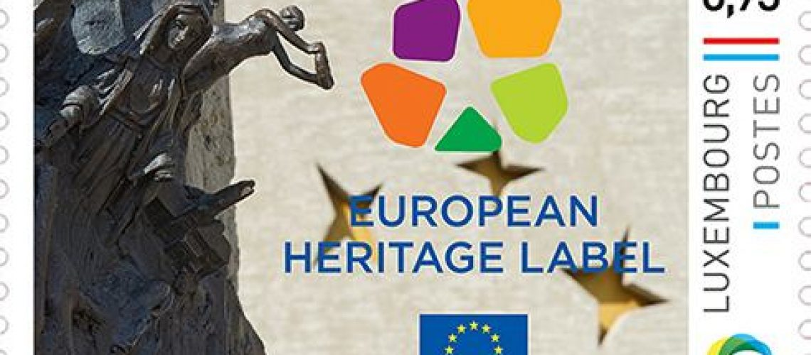 Presentation of the new collectors stamp for the European Heritage Label 14.6.2018 at 18.00 at the European Museum