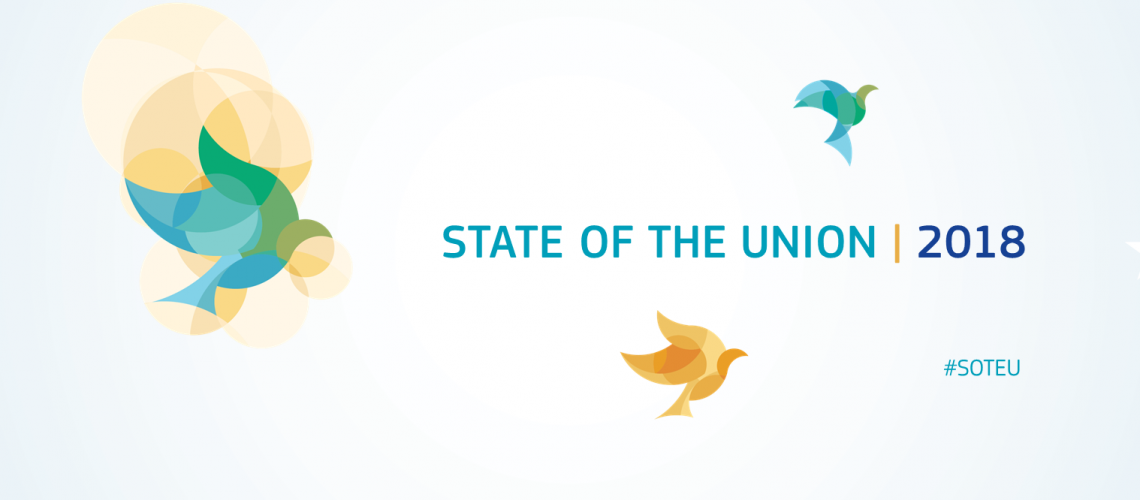 Speech on the State of the Union - live transmission