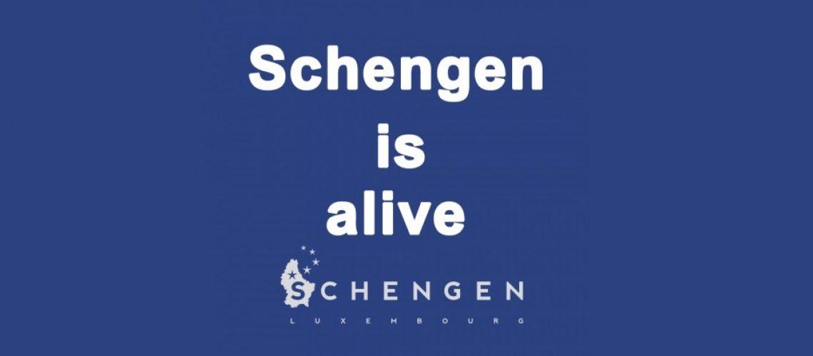 Schengen is alive!