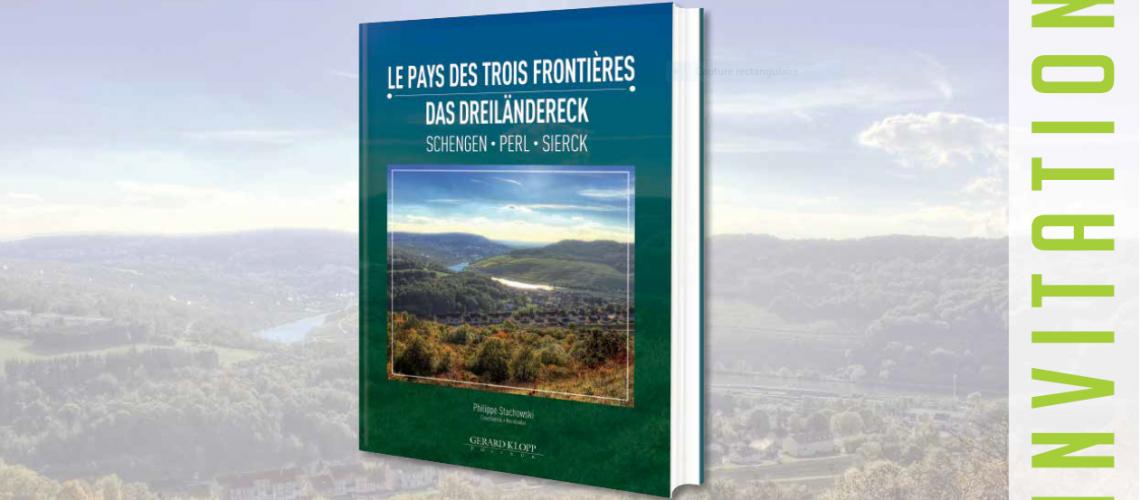 """Présentation du livre """"Le pays des trois frontières"""""""